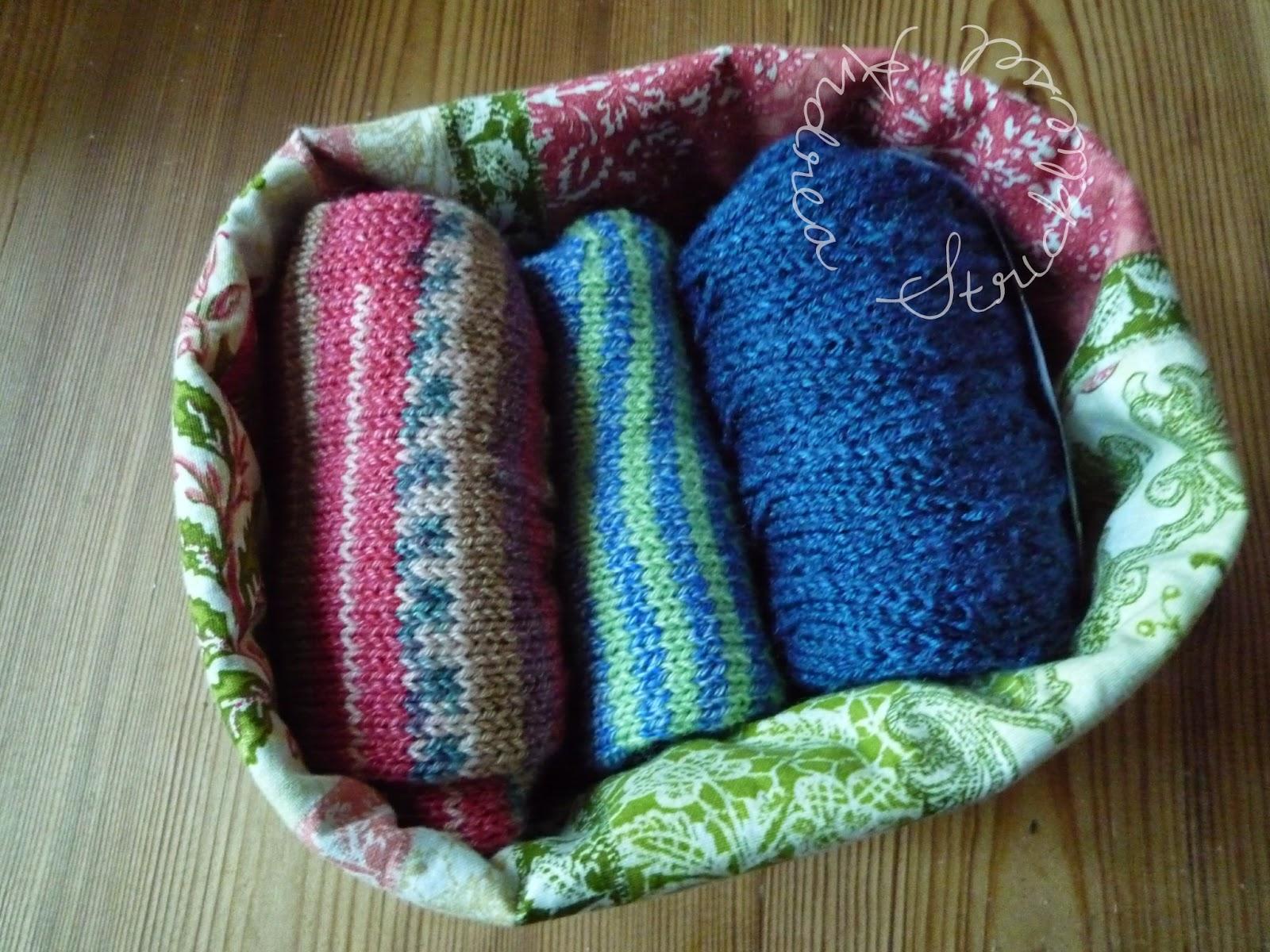 Socken für das Schwesterlein