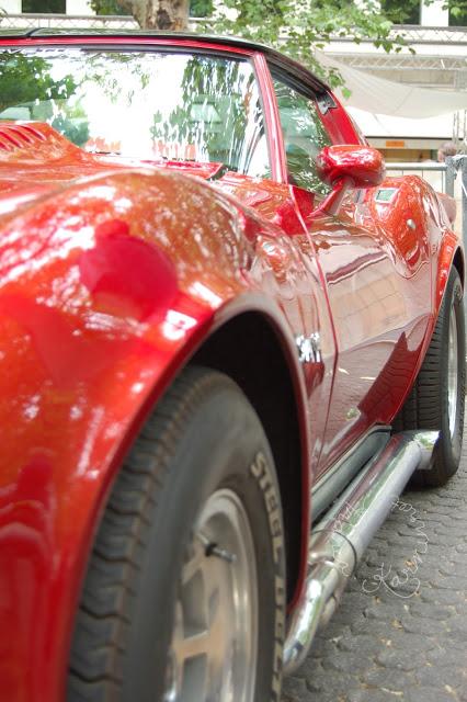 Mein Auto und ich