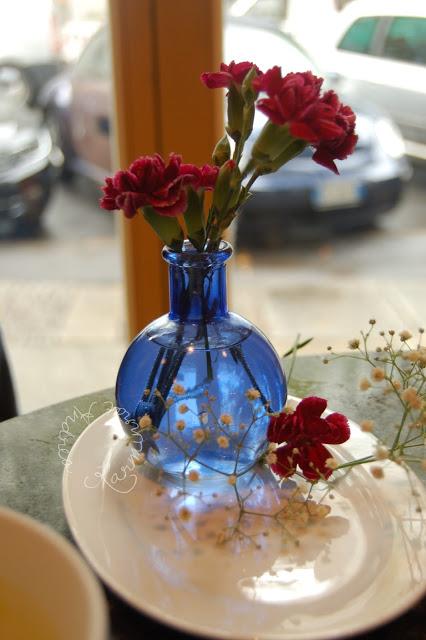Bloggertreffen Klappe die Dritte & Freitagsblumen No.59