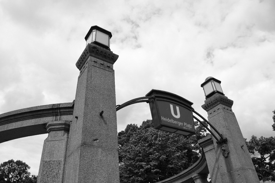 Der Heidelberger Platz…eine kleine Zeitreise