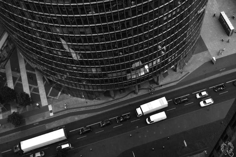 Panoramapunkt Berlin Potsdamer Platz