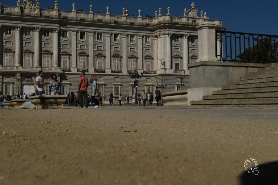Madrid, ein Erlebnis für die Stadtmaus