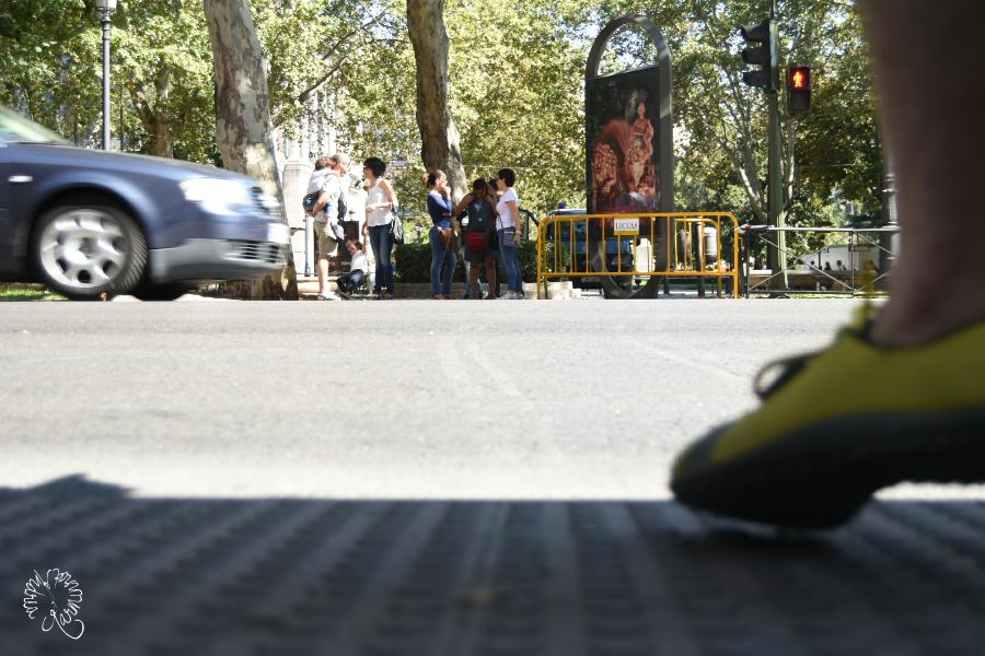 Die Stadtmaus …immer noch Madrid