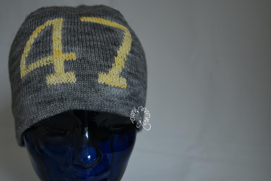 Mütze mit der Spielernummer 47