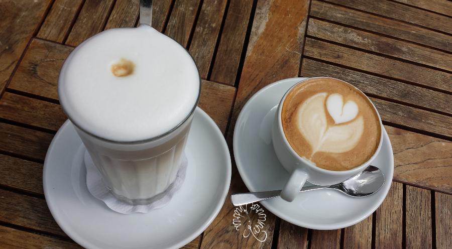 Kaffee, Cappuccino, Milchkaffee,