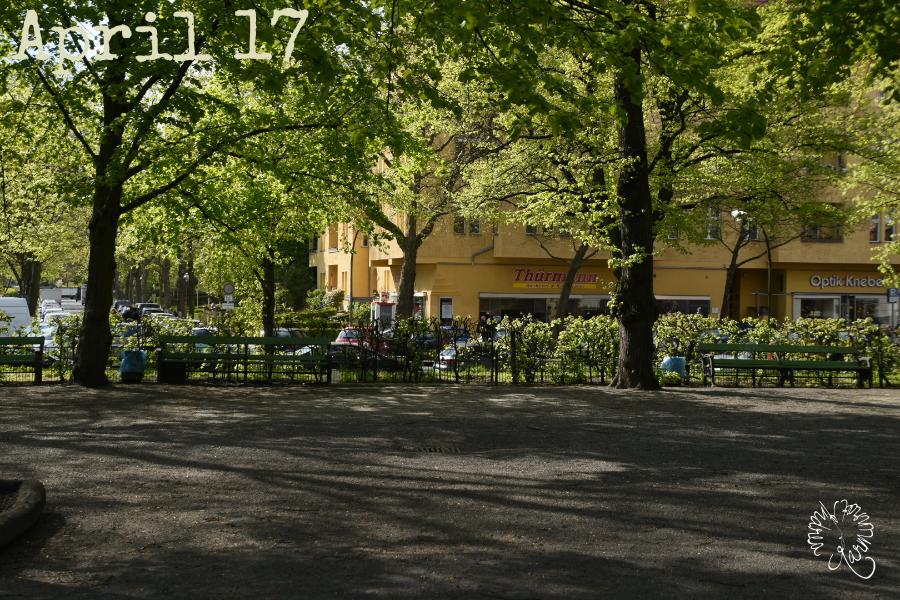 Der 12tel Blick vom April – Hallo Mai