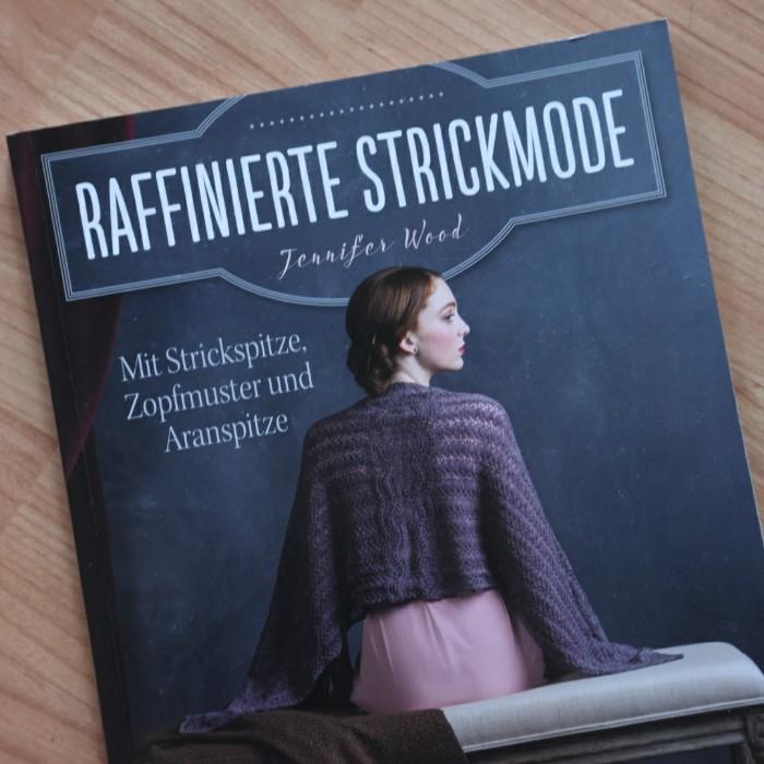 Cooles Buch für feine Strickmoden