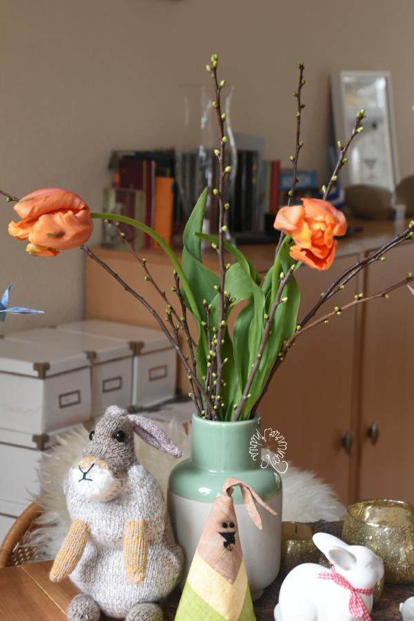 Österliche Tulpen