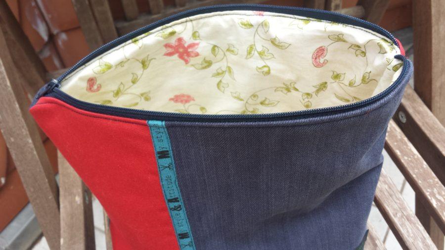 Offene Tasche