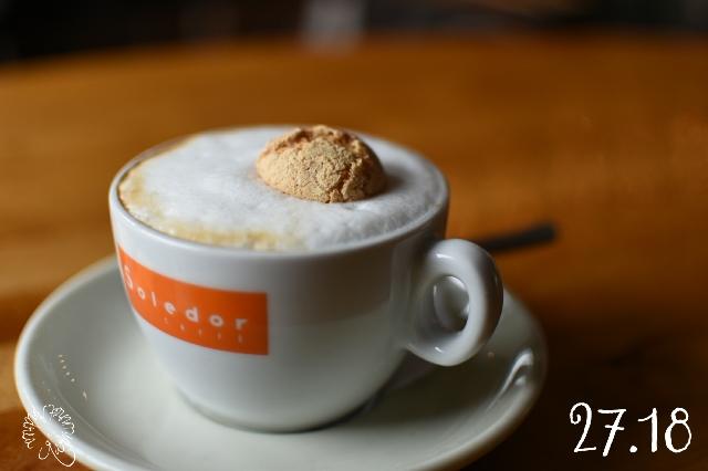 Kaffee im Cafe Morgenland