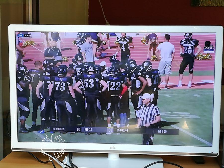 Football im Fernsehen