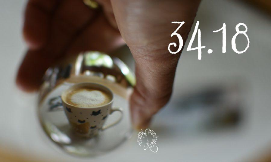 Kaffee im Lensball