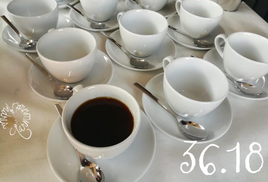 Kaffeetassenparty