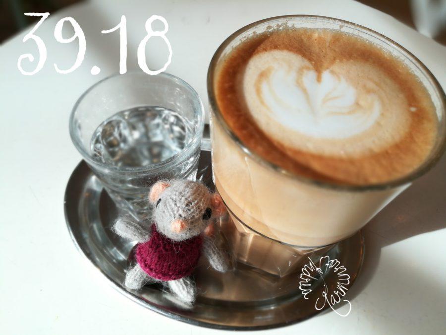 Kaffee mit Maus