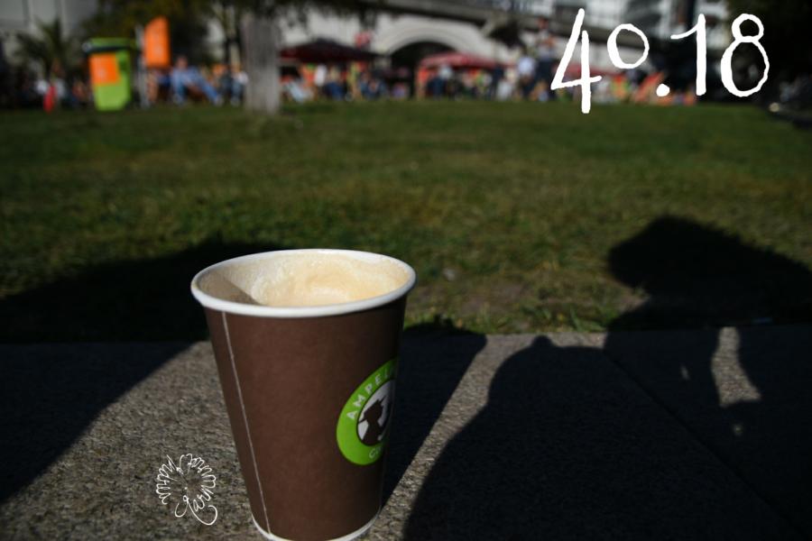 Kaffee am MonbijouPark
