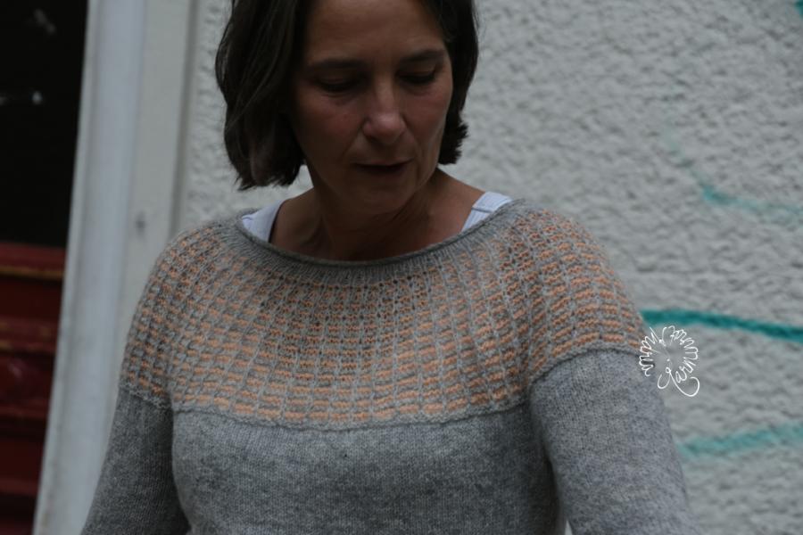 Sandy Chayat, ein Pullover für mich