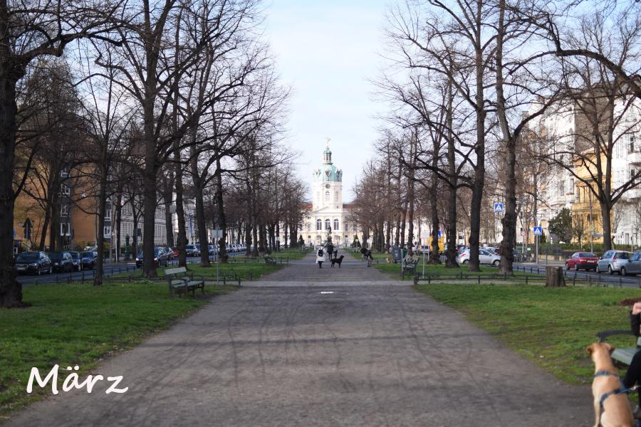 Frühling am Schloss {12tel Blick März 19}