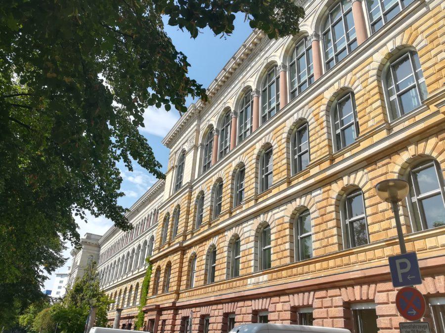 Universität Charlottenburg, im 12tel Blick