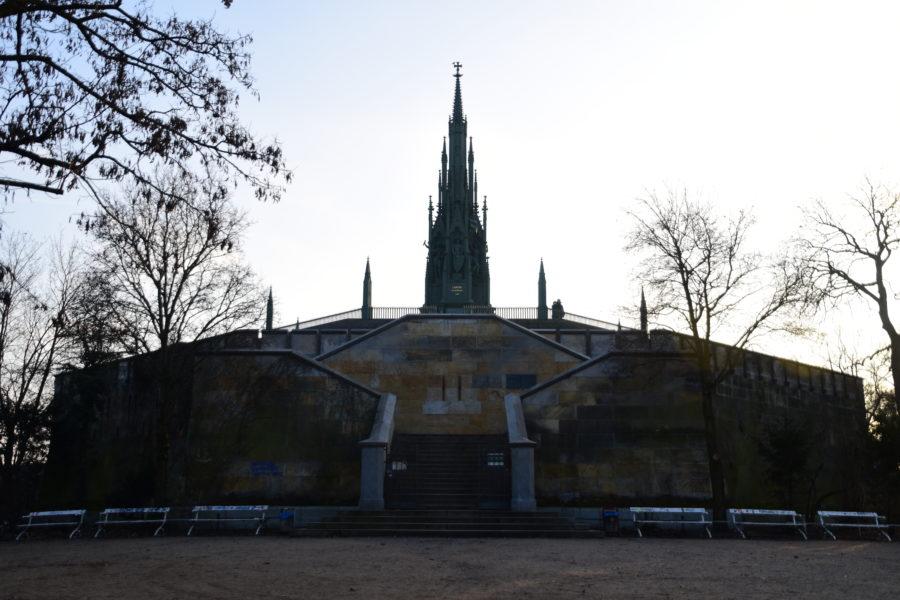 Kreuzberg, ein Teil Berlins (12tel Blick 2020)