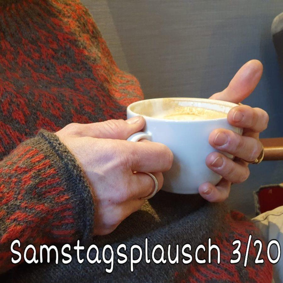 Fast schon Frühling in Berlin {Samstagsplausch 3/20}