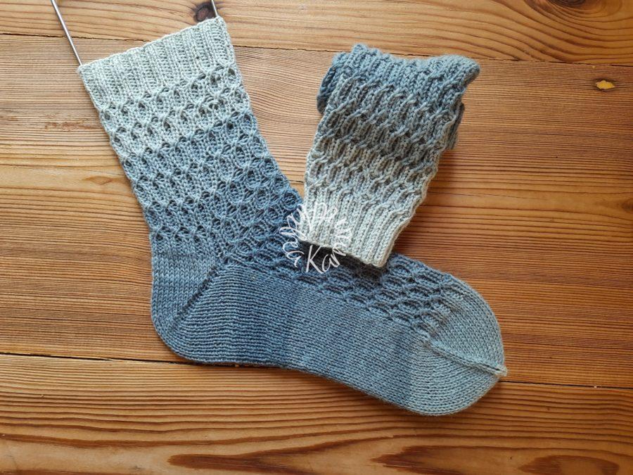 Schlossketten- oder Shirburn-Socken