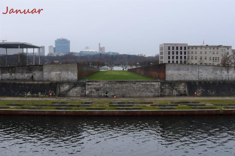 Tiergarten Berlin {Erster 12tel Blick 2021}