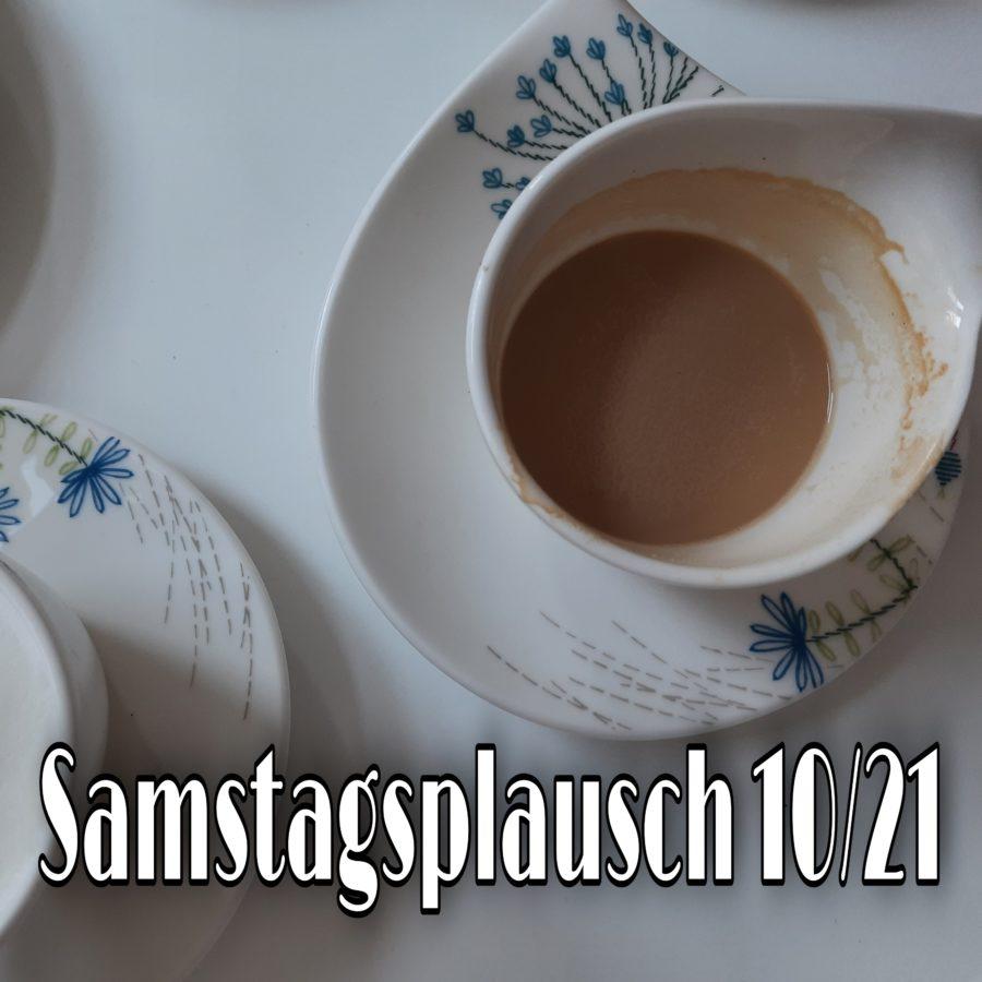 Frische Luft {Samstagsplausch 10/21}
