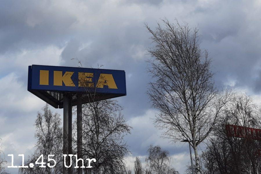 Schon März? Aber der Schwede hat auf!
