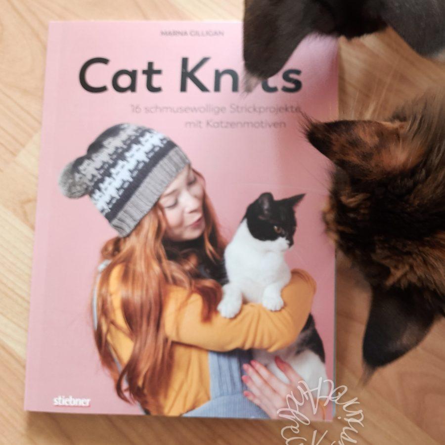 Cat Knits ein Strickbuch für Katzenliebhaber