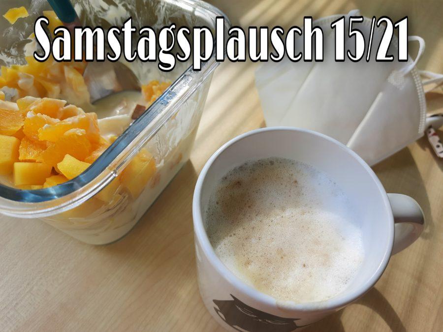 Suchen und Finden {Samstagsplausch 15/21}